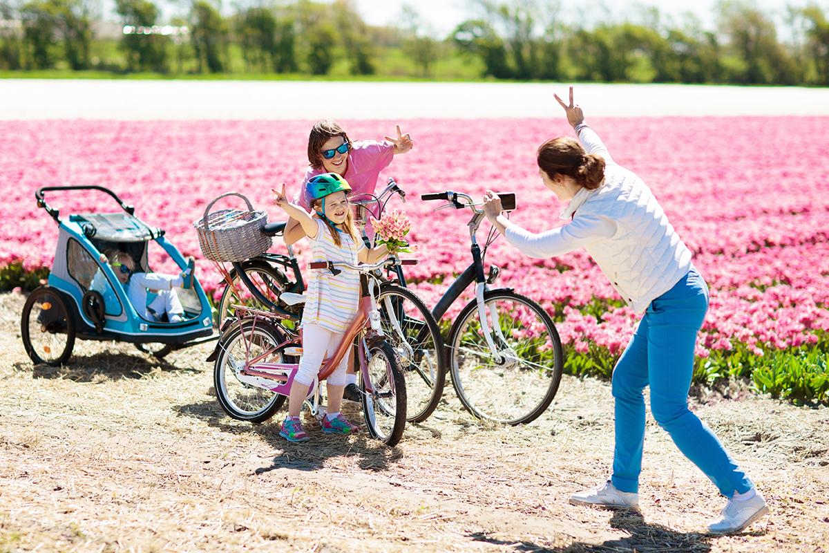 Велосипеды в Нидерландах