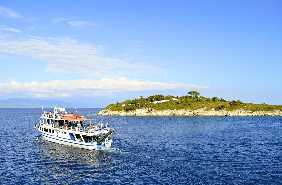Остров Антипаксос