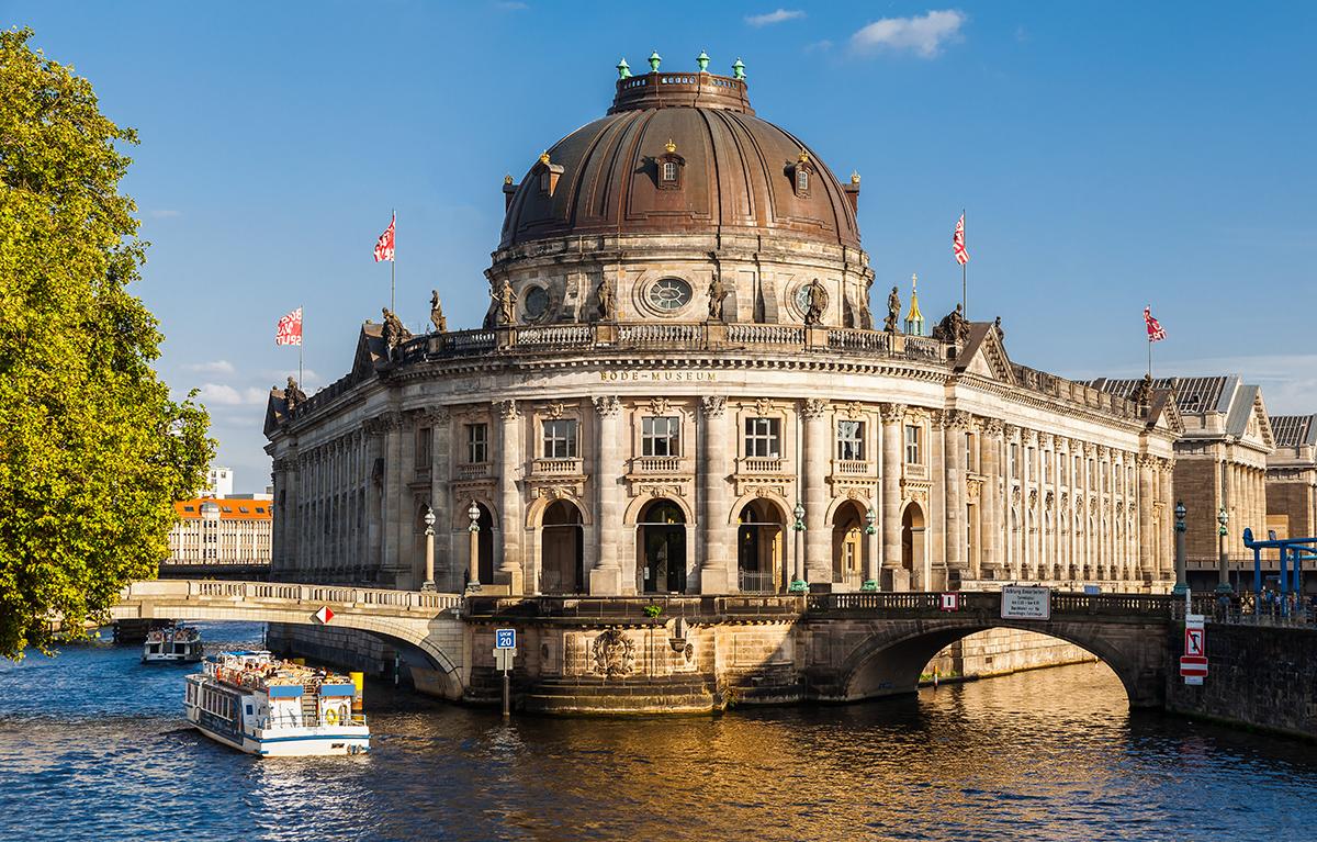 Музей Боде в Берлине
