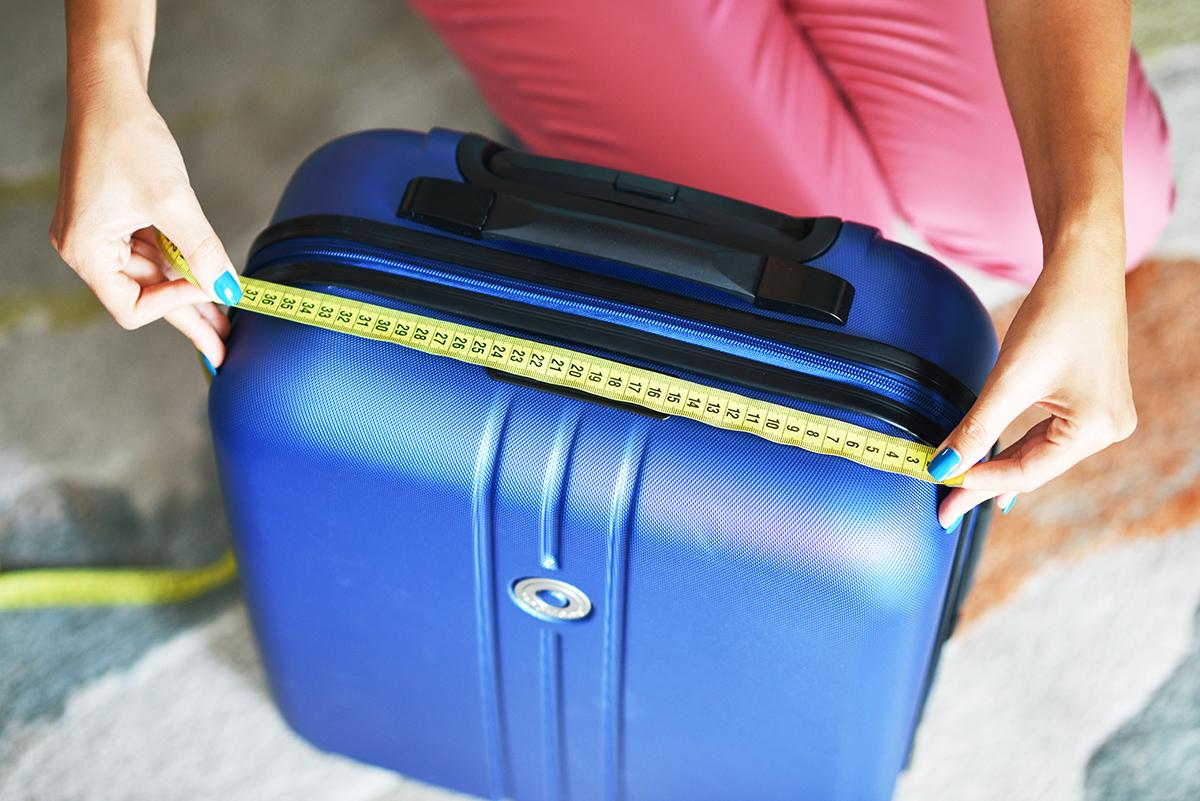 багаж Ryanair