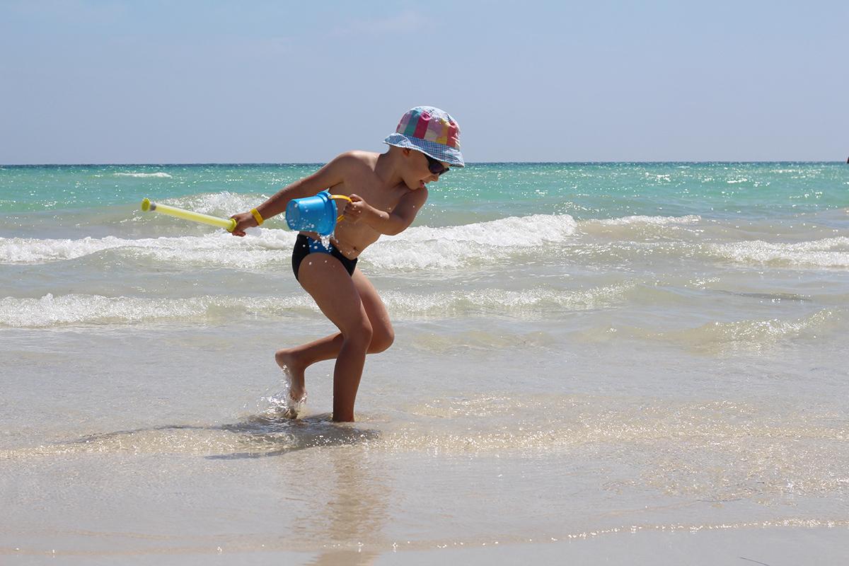 Море и пляжи в Тунисе