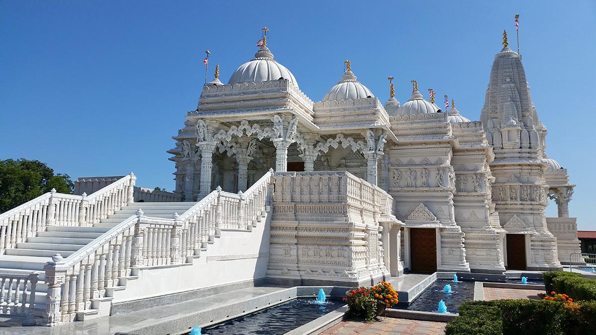 Храм Шри Сваминараян
