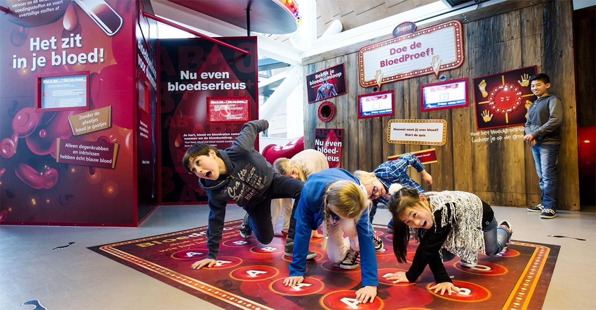 Музей Человека Корпус Нидерланды