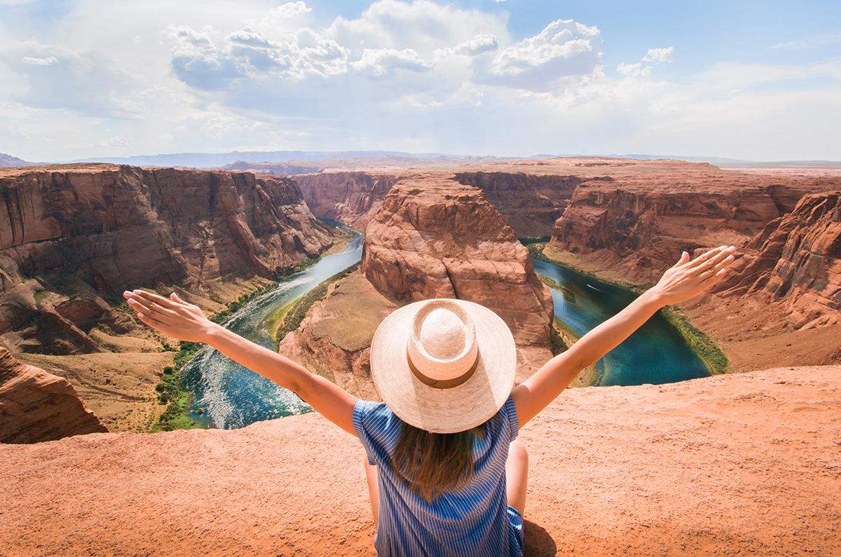 Великий каньон, США