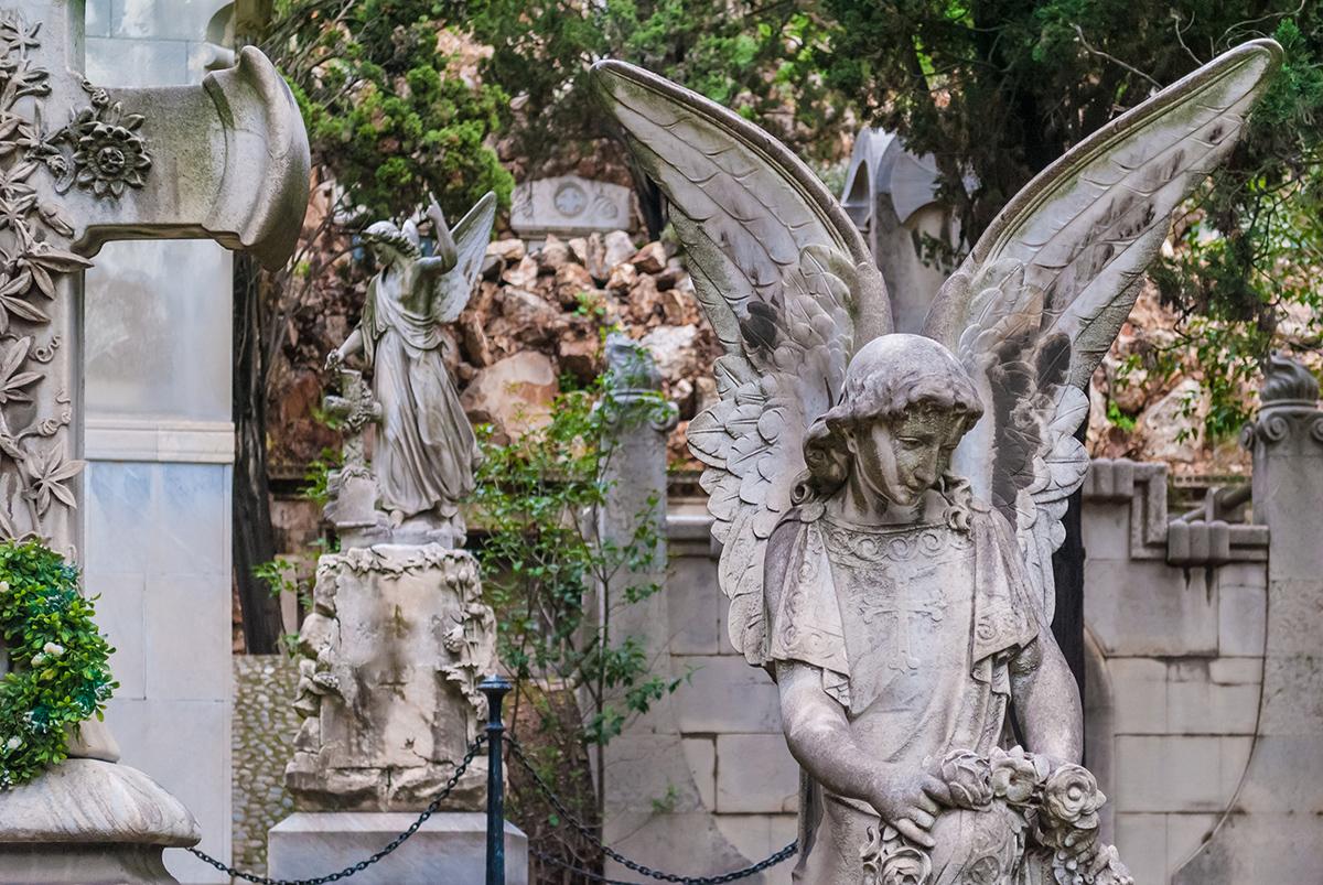 Кладбище Монжуика