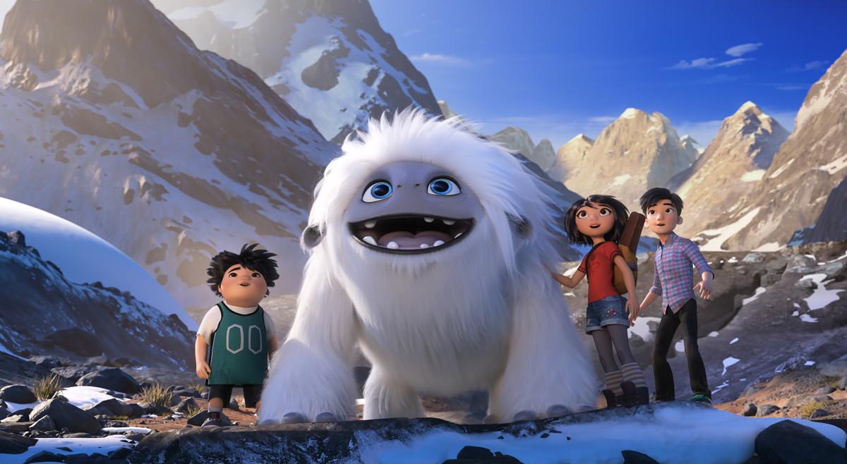 Мультфильм «Эверест»