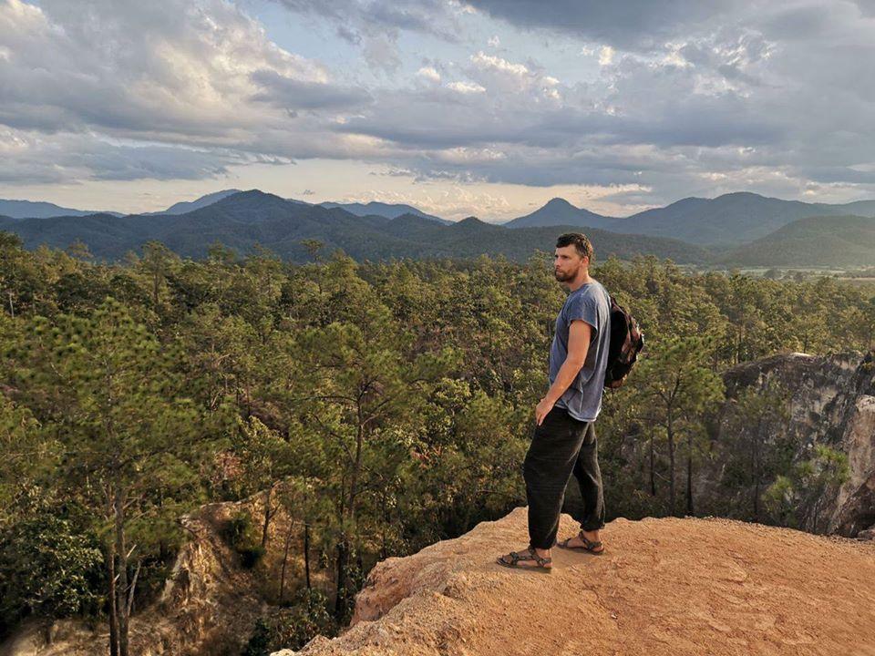 Pai Canyon, северный Таиланд