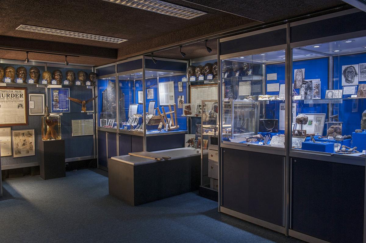 Музей Скотленд-Ярда, Лондон