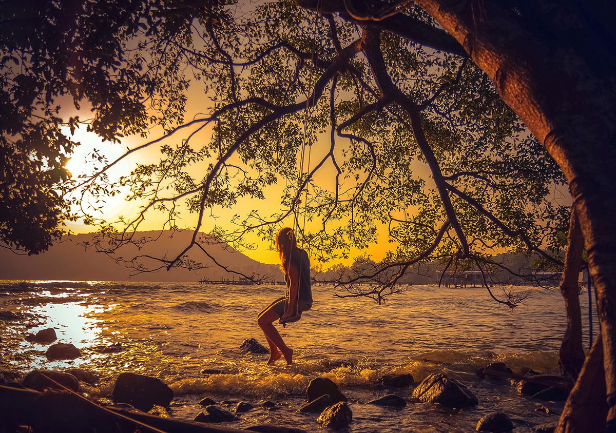 Пляжи Камбоджі