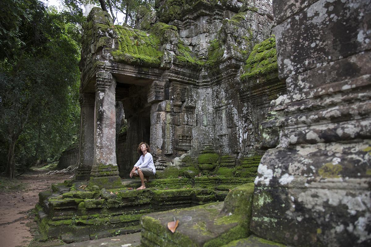 Руїни Преа-Кан, Ангкор-Ват