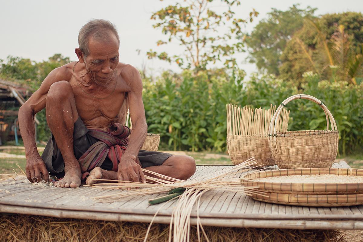 Рибалка в Камбоджі