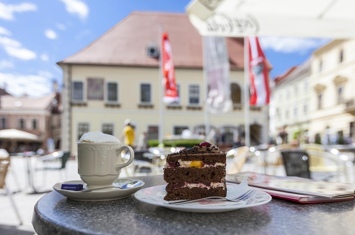 Кофе по-австрийски