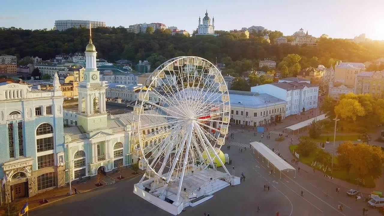 Поділ Київ