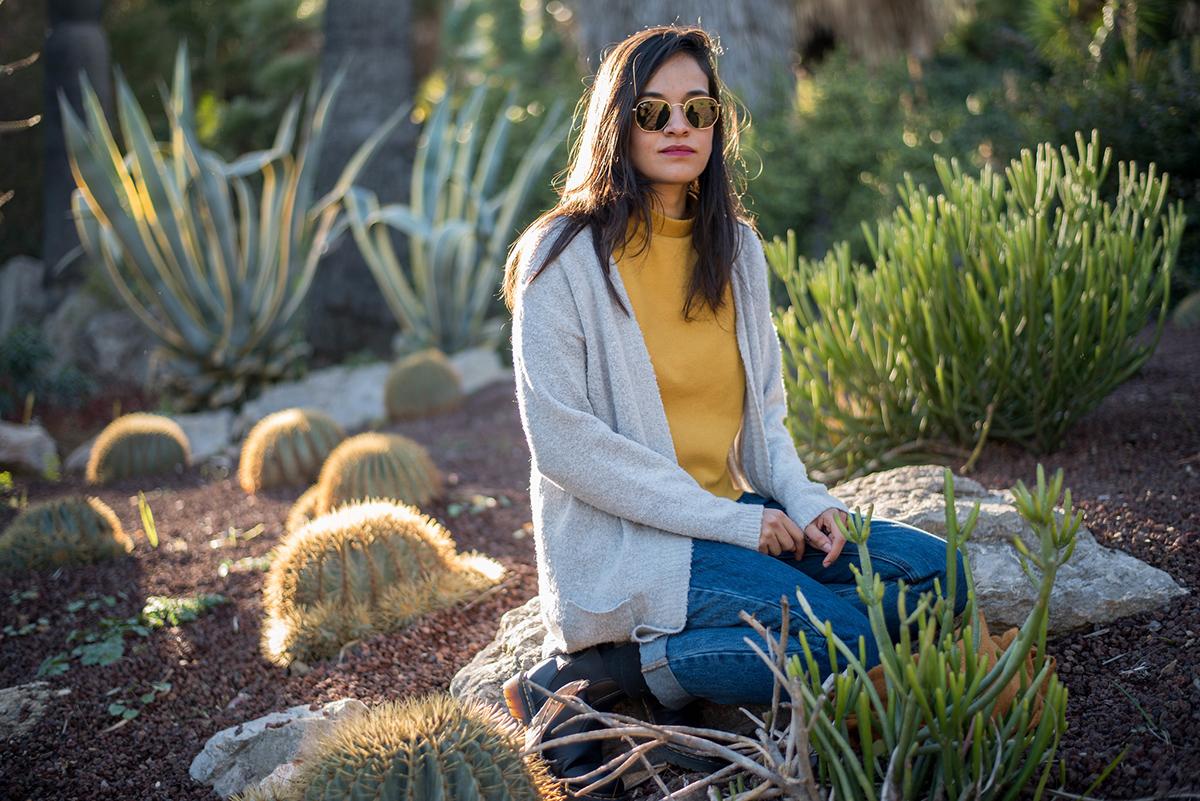 парк кактусов барселона