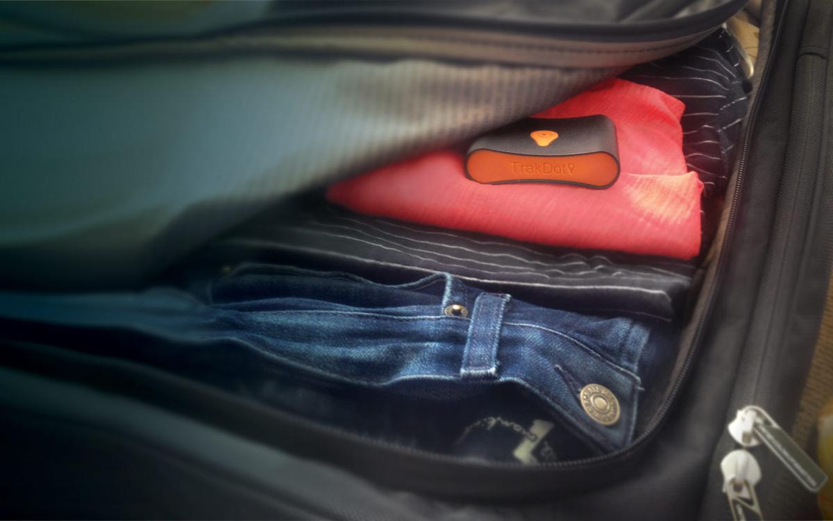 Маячок для багажа