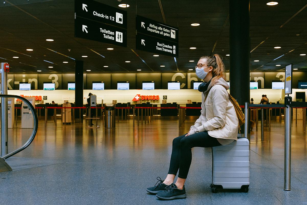 Меры безопасности в аэропортах после карантина