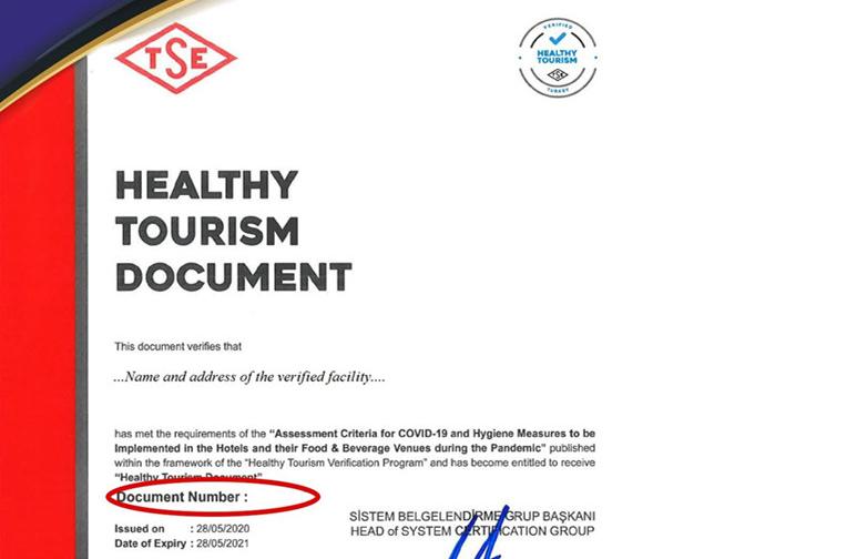 сертифікат безпеки