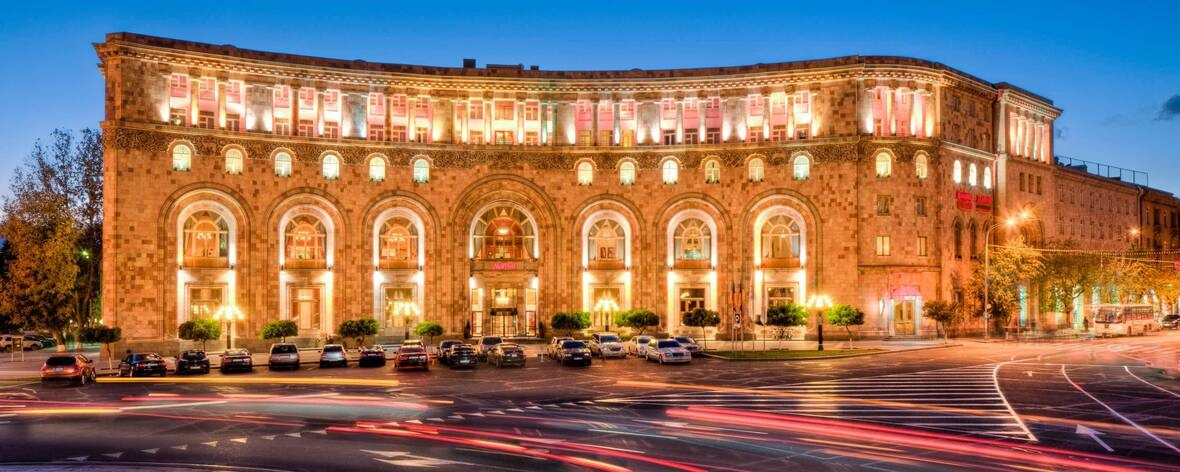 Armenia Marriott Hotel Yerevan 4*