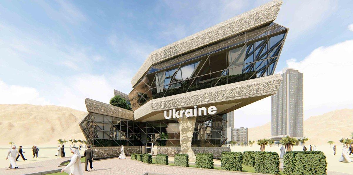 павільйон України на Експо-2020